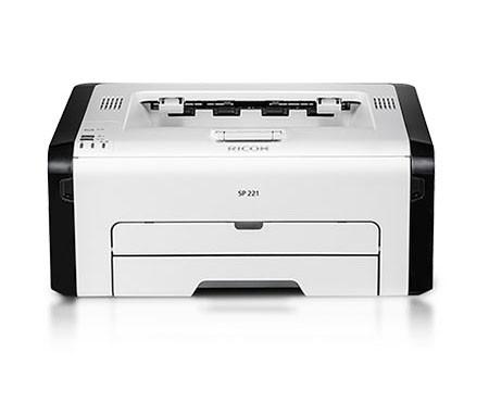 sp 221打印机